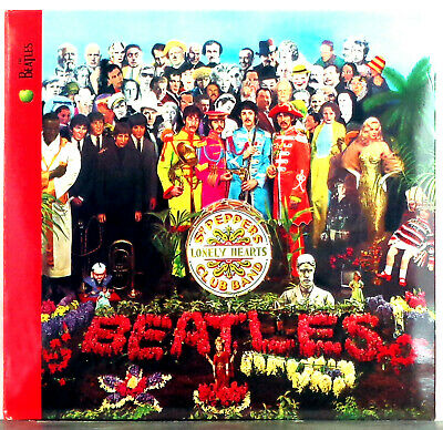 The Beatles - Sgt Peppers Lonely Hearts Club Band 2009 Enhanced Remaster CD Ex/M
