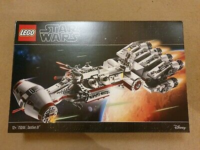 Lego Star Wars 75244 Tantive IV with Ltd edition VIP Star Wars poster. Brand New