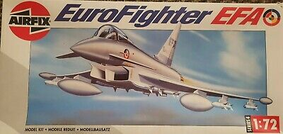 Airfix 1//72 Euro EFA Fighter Ground Attack Aircraft Model Kit 4036