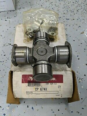 New CP674X Meritor U-Joint Kit Spicer 5-674X Spicer 1610 Series