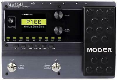 New Mooer GE150 Multi Effects FX Micro Guitar Effects Pedal
