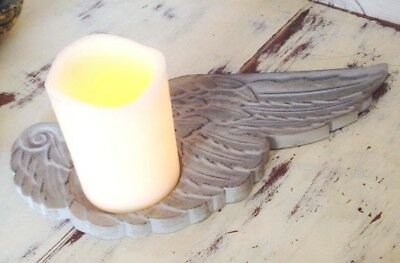 Latex Mould for making this STUNNING ANGEL WING CANDLE HOLDER