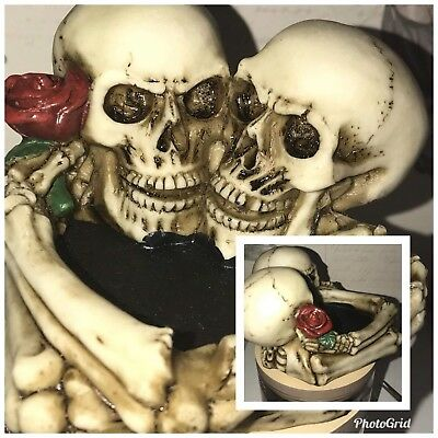 Latex Moulds for making this lovely unusual skull ashtray