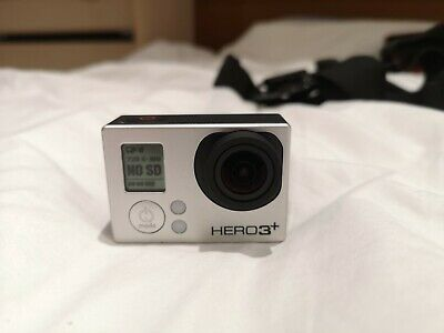 Gopro HERO 3+ Plus Camera Black Edition