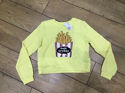 Girls H &M Jumper Brand New With Tags  Age 10-12  Grab A Bargain !