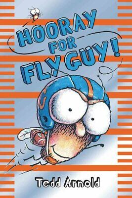 Hooray for Fly Guy!, Hardcover by Arnold, Tedd, Brand New, Free shipping in t...