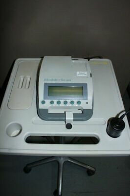 Verathon BVI 3000 Bladder Portable Ultrasound Scanner System + Probe
