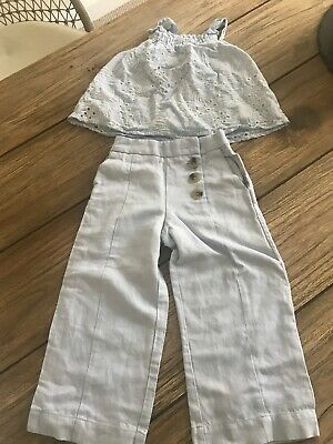 Girls Zara Outfit Age 6