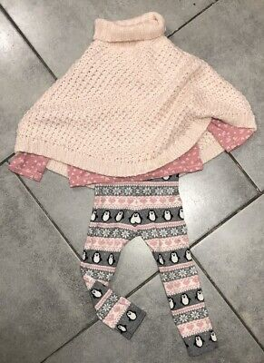 Primark... Matalan Girls Winter Outfit 3-4 Years
