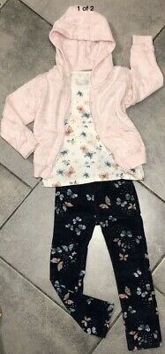 Primark...George...H&M Girls Outfit 3-4 Years (butterfly)