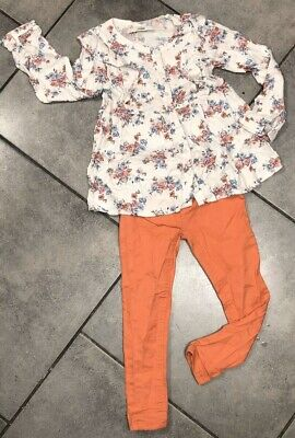 George...Primark Girls Floral Outfit 3-4 Years