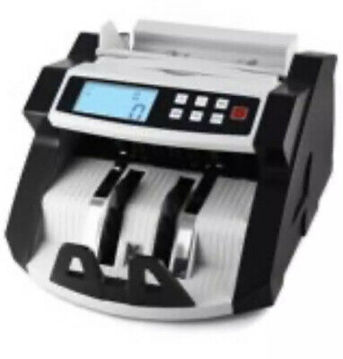 Money Bill Counter Machine Cash Counting Open Box !