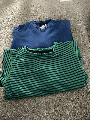 marks and spencer Boys Jumper 5-6 X2