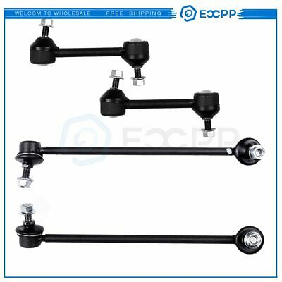 4pc Front /& Rear Stabilizer Sway Bar End Links for 2003-2008 Hyundai Tiburon