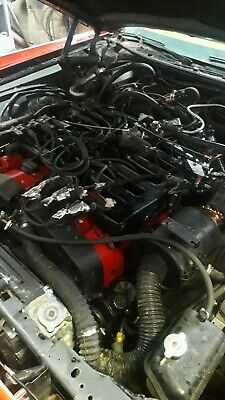 Mercedes W140 M120 V12 Engine Complete With Gearbox  68000 Miles  Kit Car