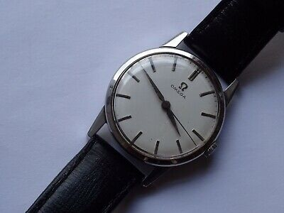 Vintage omega gents wrist watch (1961) caliber 285.