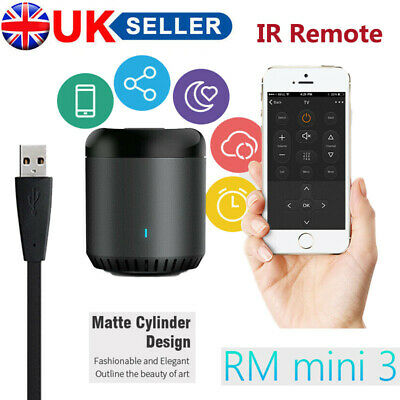 Smart IR Remote RM Mini3 Wireless Remote Timing Control Broadlink Home Automatic