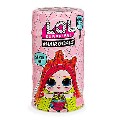 New Lol Surprise! #Hairgoals Makeover Series 2 15 Surprises Inside Mga Doll Toy