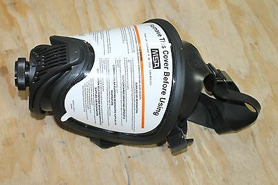 MSA Ultra Elite  medium SCBA Full Facepiece Respirator Mask NEW