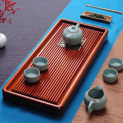 Tea tray rosewood tea table solid wood end table drainage tea boat 2020 NEW tray