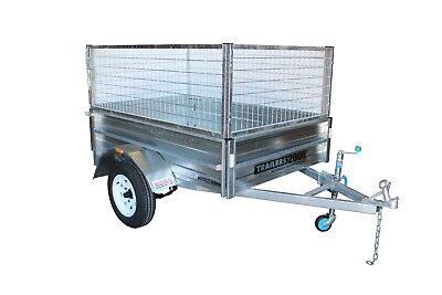 6 x 4 Trailer Cage - Universal - suit all trailers