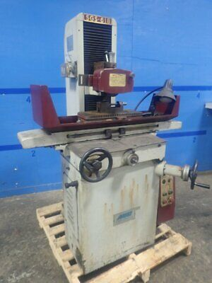 """Sunny Machinery Sgs-618M Surface Grinder 6"""" X 18"""" 11191330003"""