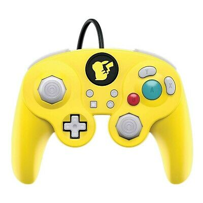 PDP Nintendo Pikachu Wired Smash Pad Pro/Switch (Nintendo Switch)