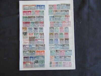 British Commonwealth  - Various Mint And Used Stamps (218)