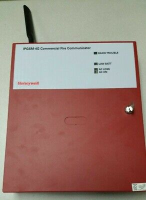 Honeywell IPGSM-4G Commercial Fire Communicator
