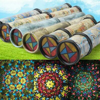 21CM Pop Kaleidoscope Children Toys Kids Educational Science Toy Classic Gifts