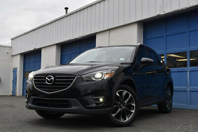 2016 Mazda CX-5 Grand Touring Leather Navigation BOSE Rear View Camera Power Moonroof Blind Spot Monitor +More