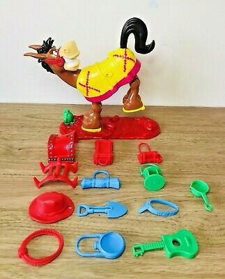 Buckaroo! The Bucking Mule Game MB Games/Hasbro 2007 with 3 Skill Levels