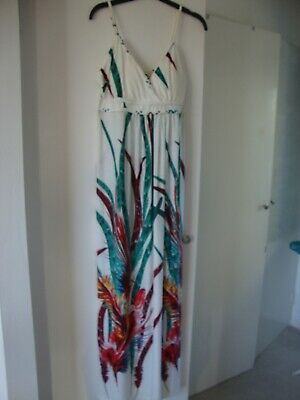 Ax Maxi Summer Dress Size 14