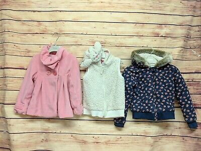 Girls Jacket Bundle 4-5 Years Next/George