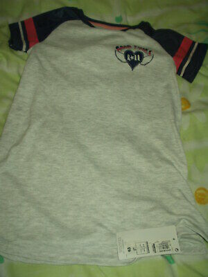Girls Nightdress Age 3-4 Years. Marks & Spencer. Rrp £9. Bnwt