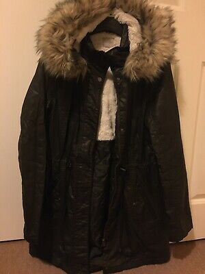 Womens George Parka  Can Be Use As Maternity Size 14 UK