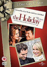 The Holiday (DVD, 2007, 2-Disc Set)