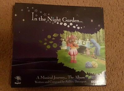 In the night garden A Musical Journey.. The Album Cd