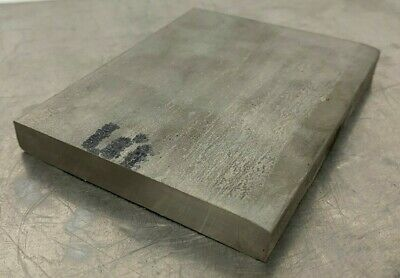 "1/2"" Thickness 316 Stainless Steel Flat Bar 0.5"" x 3.50"" x 4.25"""