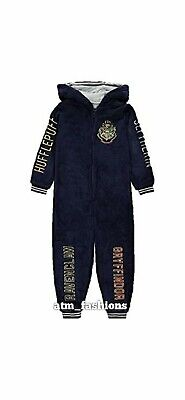 Primark Harry Potter Kids Boys Jumpsuit Nightwear Sleepsuit Sleepwear