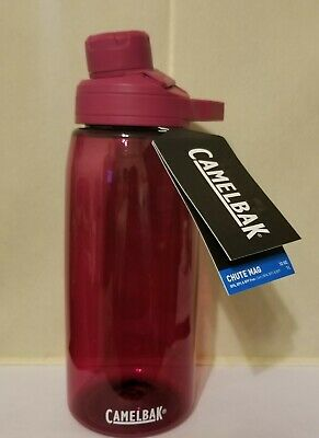New CamelBak Chute .75L Gray Water Bottle 2017 Orientation Staff 25 Oz.