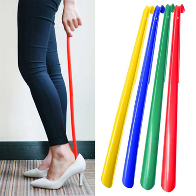 Extra Long Shoe Horn Convenient Shoe Lifter Flexible Sturdy Easily Slip on Shoes