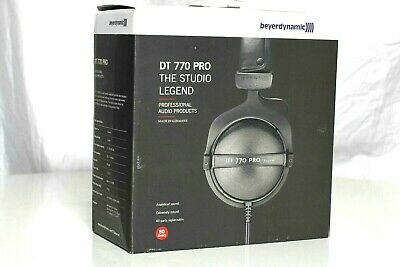 Beyerdynamic DT 770 PRO Closed Studio Headphones - 250 Ohms fast free shipping