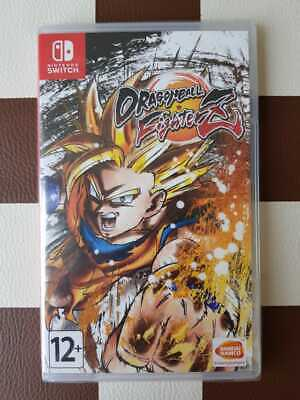Dragon Ball FighterZ Nintendo Switch Brand New Factory Sealed