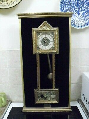 vintage wall clock REDUCED to £50