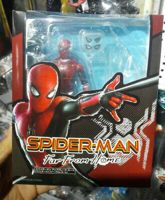 Heroes' Expedition  PVC Action Figure Collectible Model Toy Spider Man