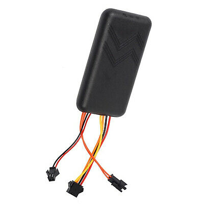 Waterproof Ip65 Gps Vehicle Tracker Alarm System With Wiring Harness & 12V Relay