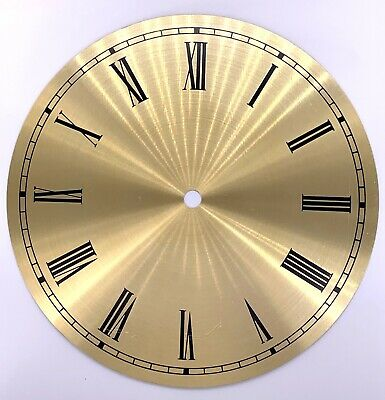 Dial Dial Quadrante 200mm Watch Wall Clock Watch Wall Metal Vintage Old Stock