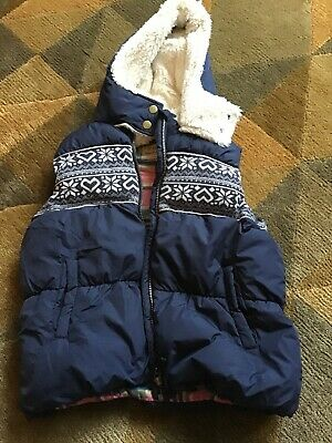 Girls Next super cosy Gillet age 11-12