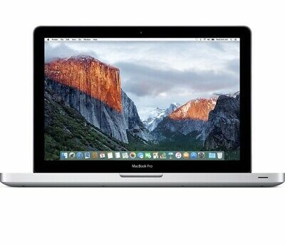 "Apple MacBook Pro 13.3"" Core i5 2.5Ghz 16GB RAM 500GB SSD(Mid2012)A+Grade Mint"